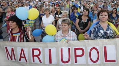 Mariupol hopes for a truce it can believe in