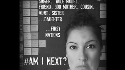 Indigenous women in Canada ask #AmINext