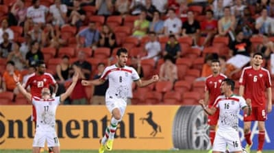Iran will take on Iraq or Jordan in the last-eight [Getty Images]