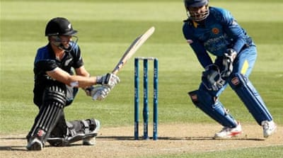 Williamson's 103 came off just 107 deliveries [Getty Images]