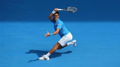 Djokovic is bidding to become the second man to win five Australian Open titles [Getty Images]