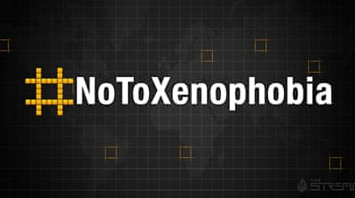 Twitter users say 'no to xenophobia' in #SowetoUnrest