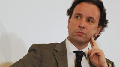 Khoja takes over a Western-backed organisation seen as out of touch with ordinary Syrians [Reuters]