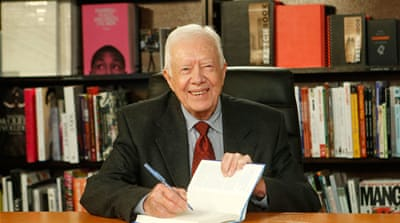 President Jimmy Carter's 'call to action' on women's rights