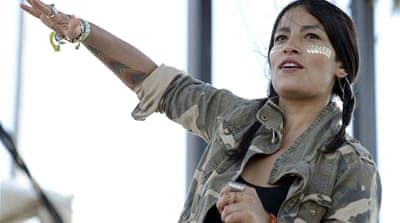 Ana Tijoux's music of protest