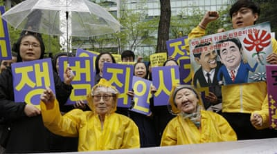 Finding closure for Japan's wartime 'comfort women'