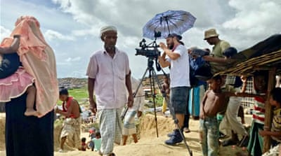 Reporting from inside the Rohingya crisis