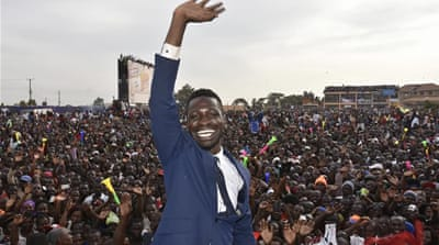 Bobi Wine: The road from poverty to parliament