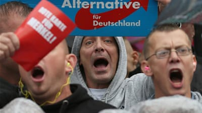 German elections:  Who are the AfD?