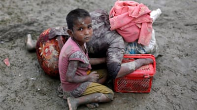 Who will save the Rohingya?