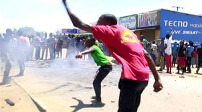 Zambia cholera outbreak: Riots over emergency measures