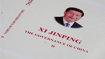 Chinese President Xi publishes a new book on governance