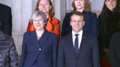 France-UK relations: Leaders meet to discuss security