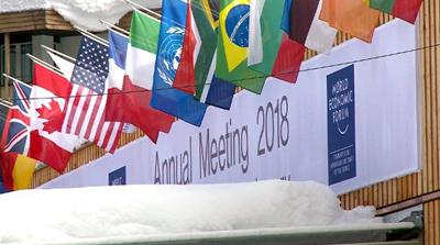 WEF 2018: Trump to make address on final day in Davos