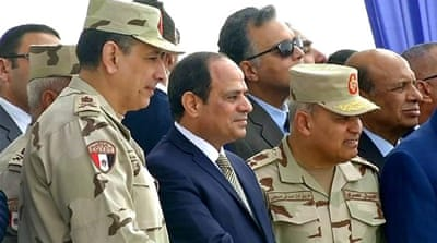 Egypt: Sisi gets clear run as 'final rival' quits election race