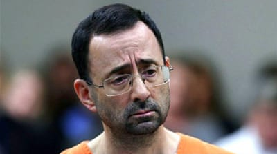 USA Gymnastics board resigns over sexual abuse scandal