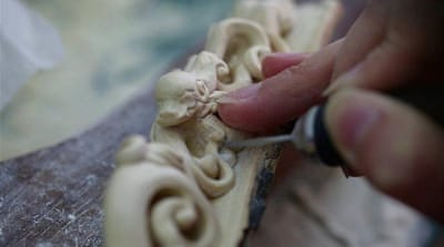 Ivory carving in China at risk after ban enforced