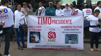 Colombia: FARC vows to fight poverty in 2018 campaign