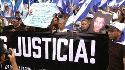 Attacks on journalists increase during Nicaragua protests