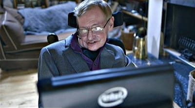 Stephen Hawking's final book entreats readers: 'Shape the future'