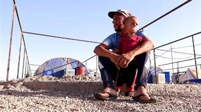 Iraqi security: Camps for displaced are being closed