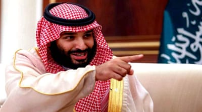 Saudi crown prince in the spotlight after Khashoggi disappearance