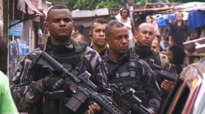 Brazil violent crime deaths hit record 62,000