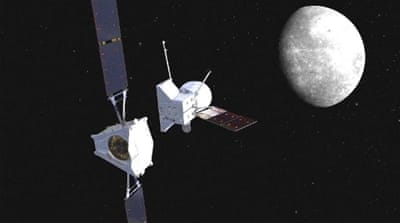 Scientists launch BepiColombo spacecraft to explore Mercury