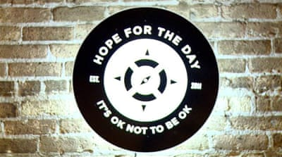 Chicago's Sip of Hope - a cafe where it's OK not to be OK