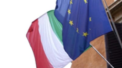 Italy on collision course with European Union over budget crisis