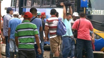 Thousands flee Nicaragua to escape government crackdown