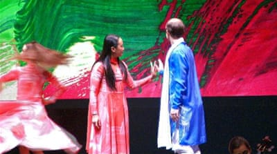 Crazy in Love: The Story of Layla and Majnun premieres in London
