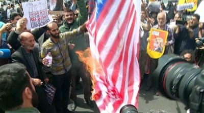 'Death to America': Iranians say it is only a rallying call