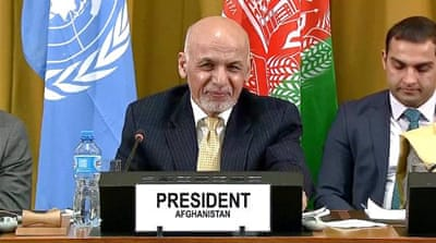 Afghan conference seeks solidarity for reforms