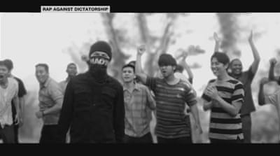 Rap Against Dictatorship: Thai music video riles government