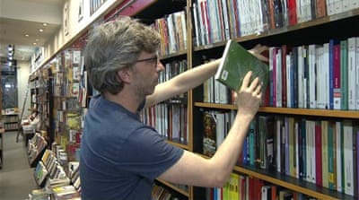 Argentina economic crisis affects book industry