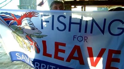 Brexit fishing rights: Questions about North Sea ownership