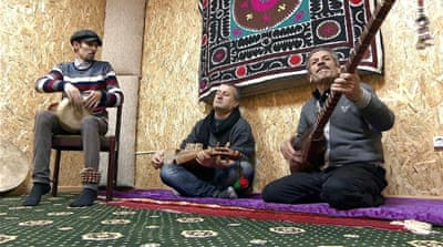Inside Tajikistan: A history of music and storytelling