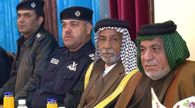 Iraqi tribes under fire over age-old mediation custom