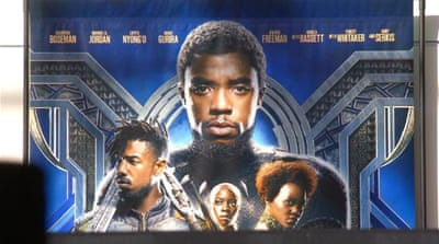 Is Black Panther co-opting African struggles against oppression?