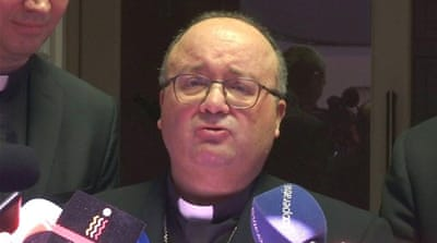 Chile: Vatican's sex abuse investigator hospitalised