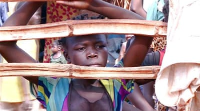 Central African Republic: Half the population needs aid