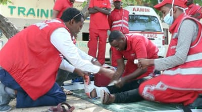 Mogadishu struggles with limited ambulance service