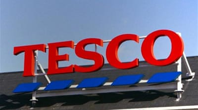 UK's Tesco faces record $5.6bn equal pay claim