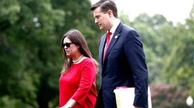 White House aide Rob Porter resigns over abuse claims