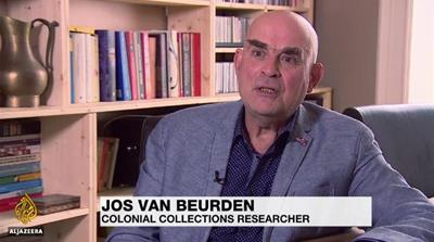Dutch probe of stolen artefacts delves into colonial history