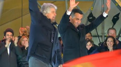 Italy election: Five Star Movement vows to not form coalition