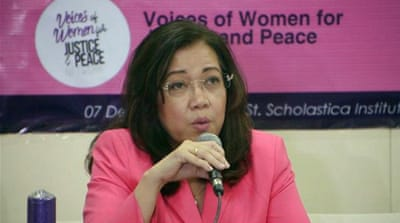 Philippines: First female chief justice faces impeachment