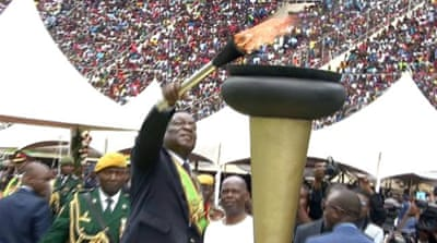 Zimbabwe's first Independence Day without Mugabe
