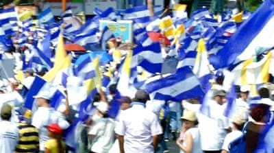 Thousands of Nicaraguans demand justice for killing of protesters